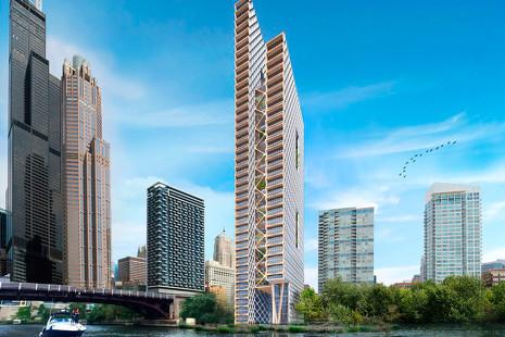 Rascacielos de madera, el último grito en arquitectura sostenible