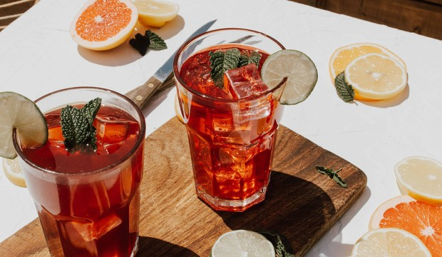 Kombucha: 6 deliciosos cócteles basados en el néctar de té fermentado