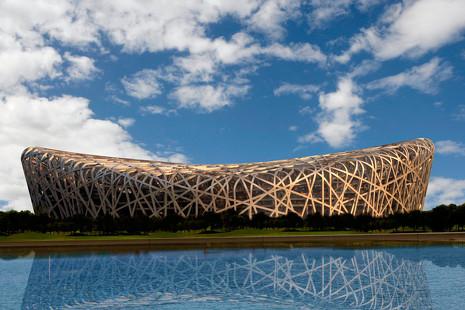 Tras los pasos del Sant Jordi: cinco estadios que podrían ganar el Nobel de arquitectura