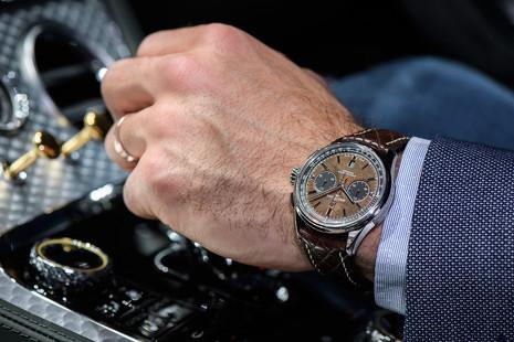 Relojes y coches: una historia de atracción mutua