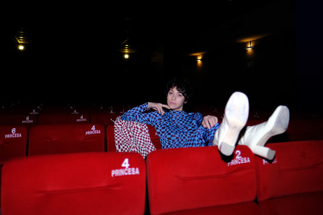 "Greta Fernández: ""Yo soy actriz. Solo de escuchar la palabra 'influencer', me da urticaria"""