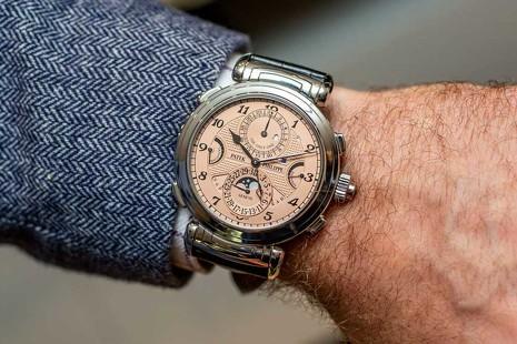 Una obra maestra de 28 millones de euros: así es el reloj más caro del mundo
