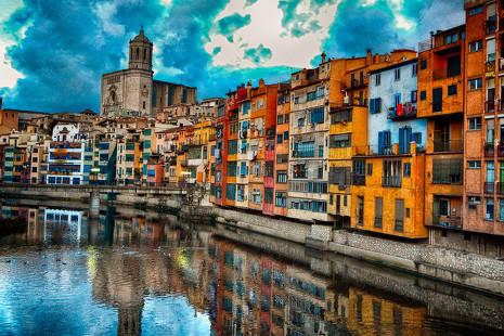Guía sobre ruedas: la Girona más íntima vista por un ciclista extranjero