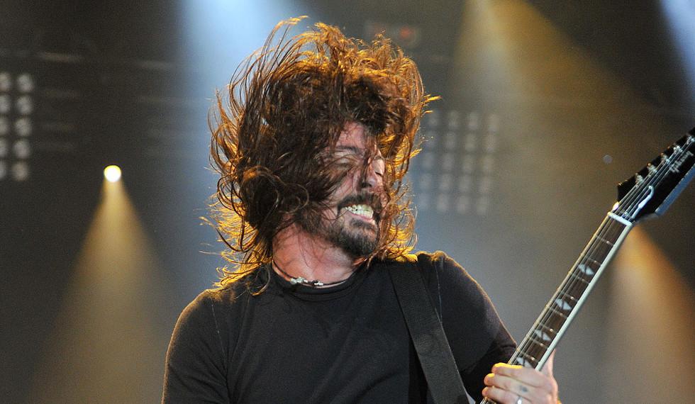 Foo Fighters | Mark Allan                               / GTRES