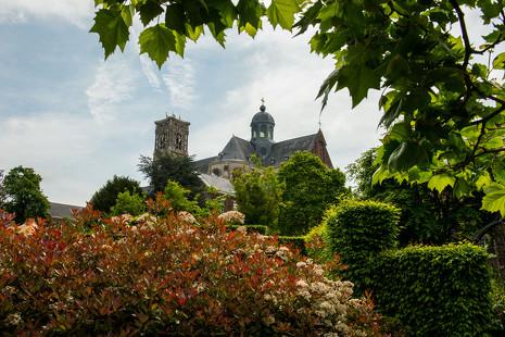 Grimbergen, la abadía belga en que la cerveza sabe a whisky, vainilla y cilantro