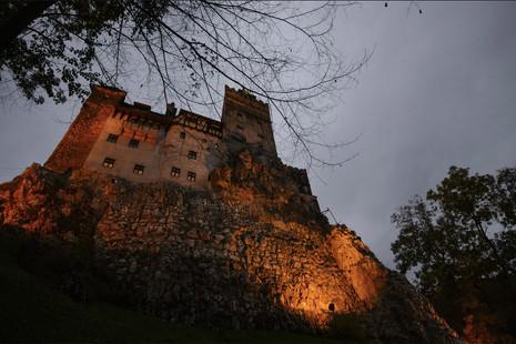 La escapada más terrorífica: pasa la noche de Halloween en el castillo de Drácula
