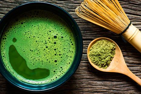 Descubre las asombrosas virtudes del té matcha