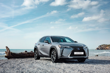 La nueva revolución híbrida de Lexus llega a España