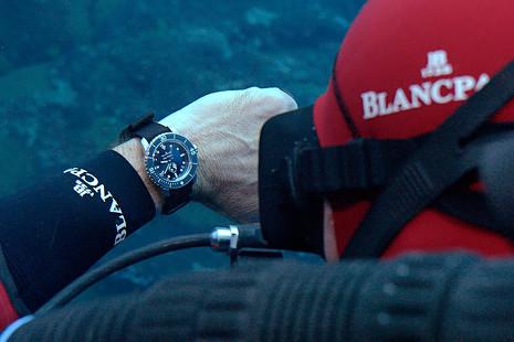 ¿Qué puede hacer la alta relojería para salvar los océanos?