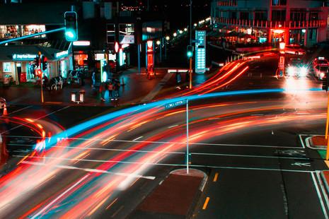 Con esta tecnología de Audi, 'desaparecen' los semáforos en rojo