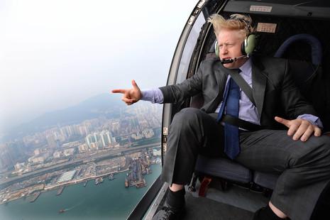 Boris Johnson en 20 frases desaforadas y polémicas