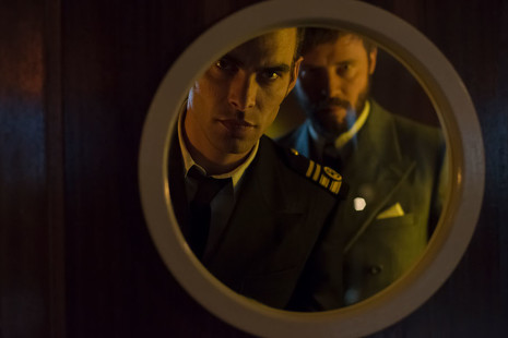 """Hablan los actores de 'Alta mar': """"En Netflix, te ven más en un día que a Vittorio Gassman en toda su vida"""""""
