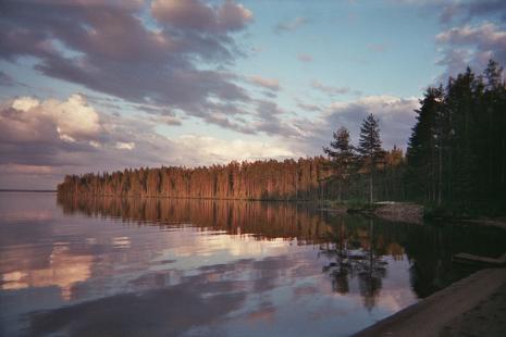 Qué hacer (y qué comer) en las tardes de primavera del norte de Laponia