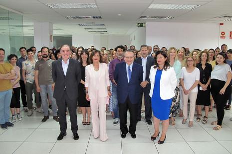 Presentación de Charo Izquierdo como nueva directora general de Revistas de Grupo Zeta