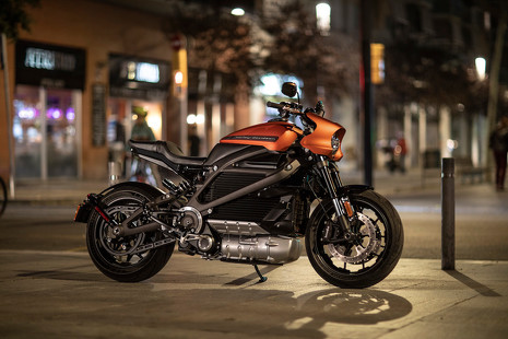 Harley-Davidson apuesta por la sostenibilidad con su nueva línea de motos eléctricas