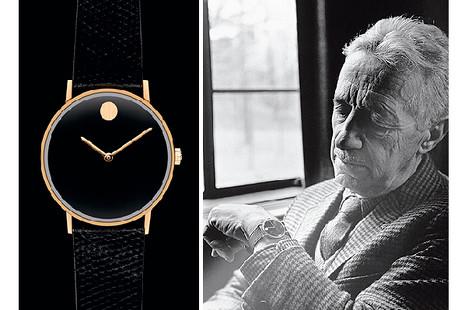 El reloj que (tal vez) habría diseñado la Bauhaus
